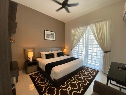 Mahsuri Luxury Homestay, Barat Daya