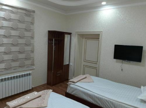Halol Hostel, Tashkent City