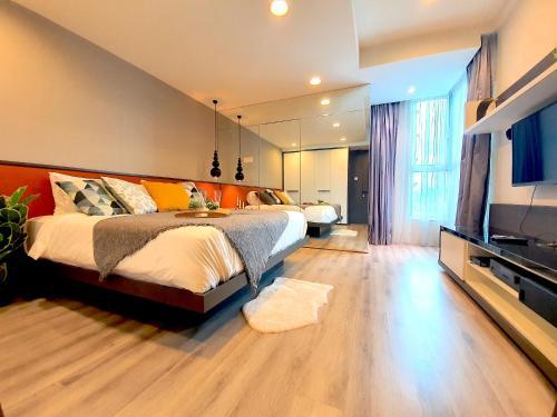 Verve Suite KL Designer Apt by BeeStay, Kuala Lumpur
