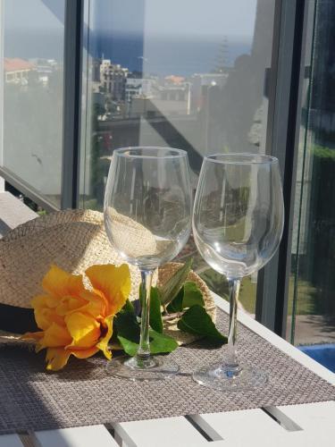 Peaceful Sea View, Funchal