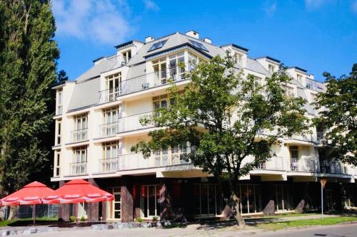 Apartament w dzielnicy nadmorskiej (hotel Arstone), Świnoujście