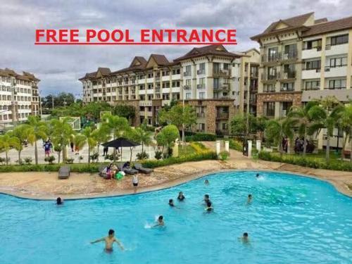 One oasis by JM, 3mins walk SM MALL,free POOL+Kitchen+Balcony+Wifi, Davao City