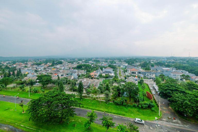 Homey Studio Apt @ Bogorienze Resort By Travelio, Bogor