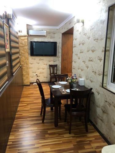 New Abay apartment after renovation (near Tashkent city), Tashkent City