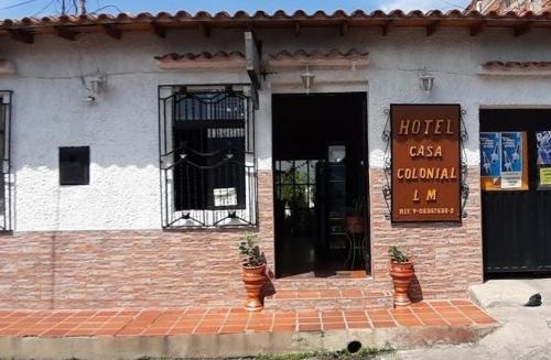 HOTEL CASA COLONIAL, Bolívar