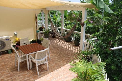 Tropical Garden Cottage Antigua,
