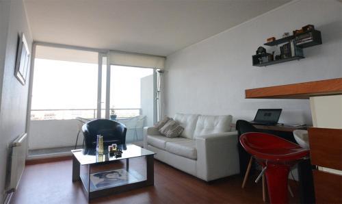 Las Condes, Excelente Apartamento 1 Dormitorio, Santiago