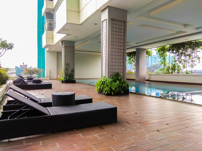 Comfortable 2BR Apartment @H Residence By Travelio, East Jakarta