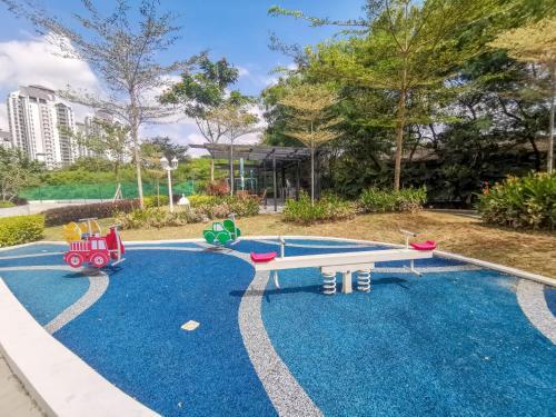 Marina View Resort by Nest Home [Bathtub & Seaview!], Johor Bahru