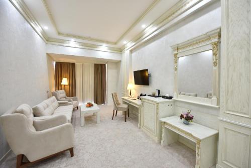 Qushbegi Plaza Hotel, Tashkent City
