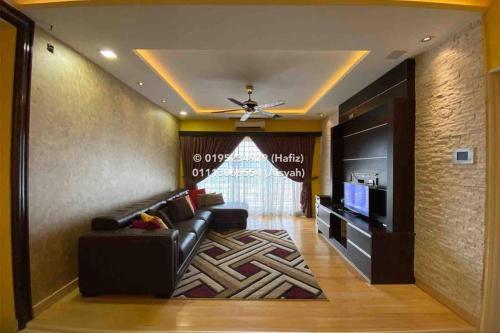 PV12 Platinum Lake Condominium, Kuala Lumpur