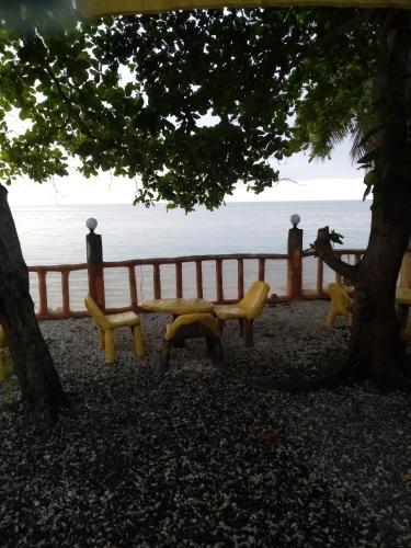 Family beach house, Samal City