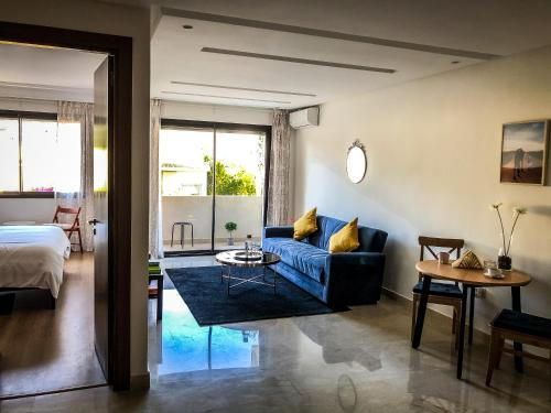 Gorgeous Studio Apartment near Twin Center, Maarif, Casablanca