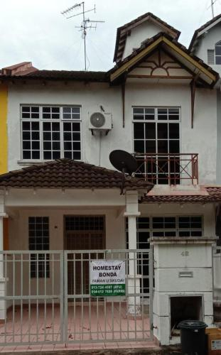 Homestay Bonda Tmn U Skudai, Johor Bahru