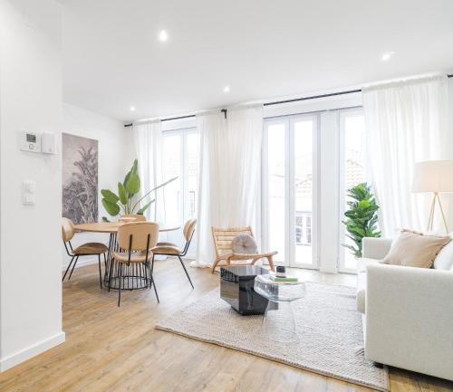 Casa Boma Lisboa - Design and Sunny Apartment - Lapa I, Lisboa
