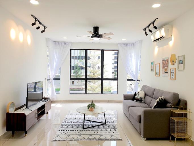 Ipoh | Tiger Lane Modern Suite near City Center!, Kinta