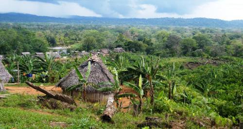 Igargan Gangandi, Kuna Yala