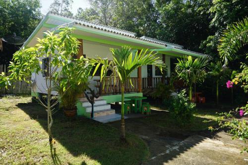 Ban Phor Koh Kood - Tropical Garden Bungalow, K. Ko Kut
