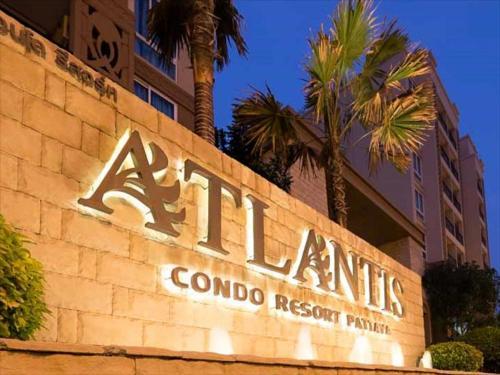 Atlantis, water park, two bedroom 66sqa, super terrace, Pattaya