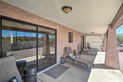 Homey Lake Havasu Abode 2 Mi to London Bridge, Mohave