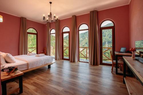 Hotel Chateau Iveri, Keda