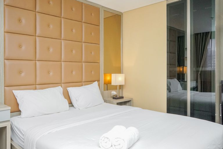 Best and Sweet Homey Studio Bintaro Icon Apartment By Travelio, Tangerang Selatan