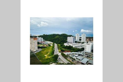 Arte S Georgetown/Airport, Penang By ZenBnB, Pulau Penang