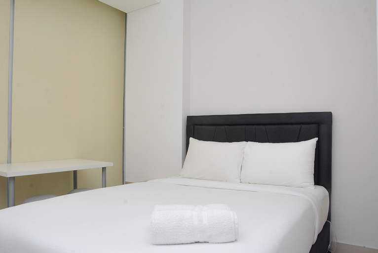 Comfy Studio at Capitol Park Apartment By Travelio, Central Jakarta