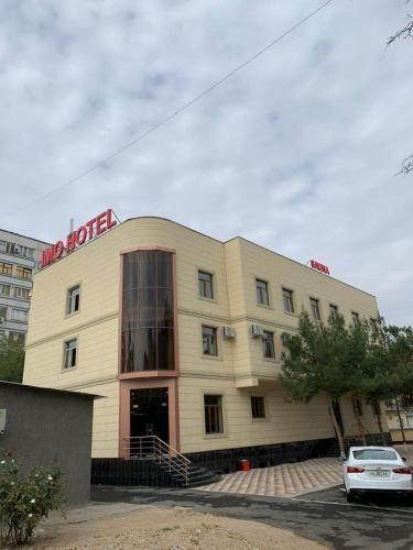 iMO HOTEL, Tashkent City