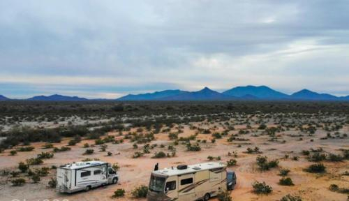 Campsite, Bring your own Camping Gear, RV or Mobile, La Paz