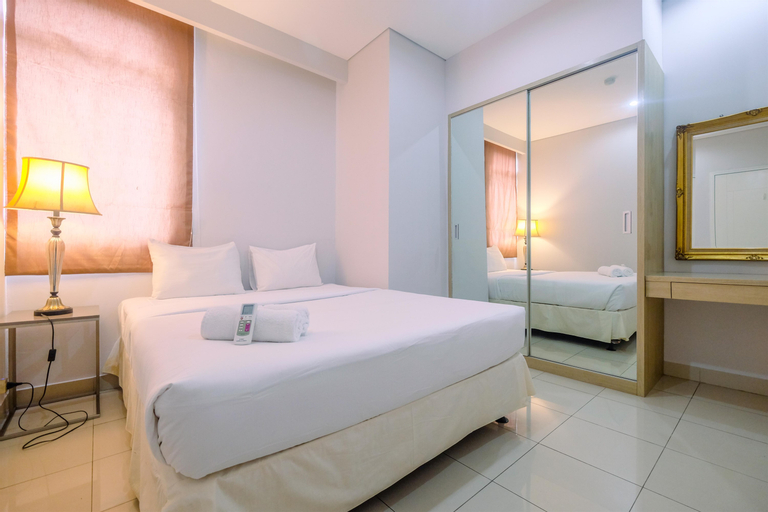 2BR Apartment with Study Room @ Kuningan Place Apartment By Travelio, South Jakarta