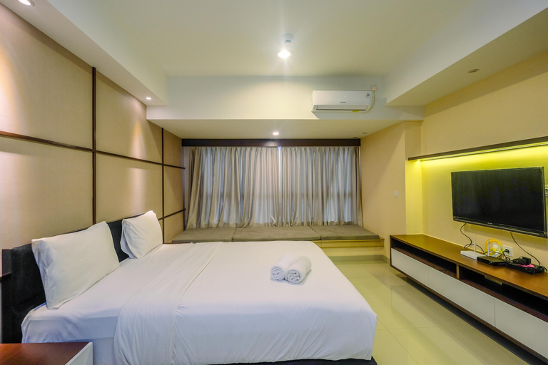Great Choice Studio Apartment Orange County By Travelio, Cikarang