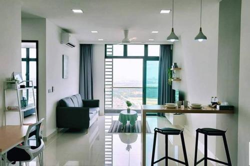 AB HOME [Rocky Suite] GREEN HAVEN #360''City View JB, Johor Bahru