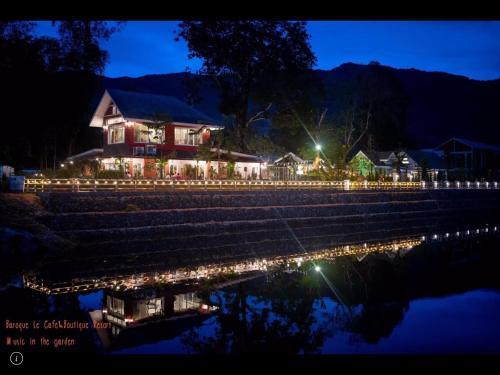 Baroque Boutique Resort, Muang Ranong