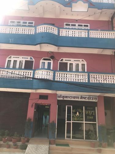 Hotel yeti, Narayani