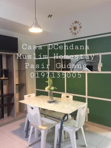Casa DCendana Muslim Homestay Pasir Gudang, Johor Bahru