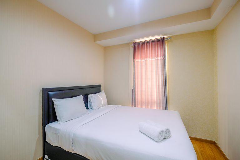 Comfy Relaxing Studio Apartment Azalea Suites Cikarang By Travelio, Cikarang