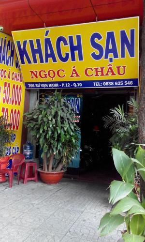 Khach San Ngoc A Chau, Quận 10