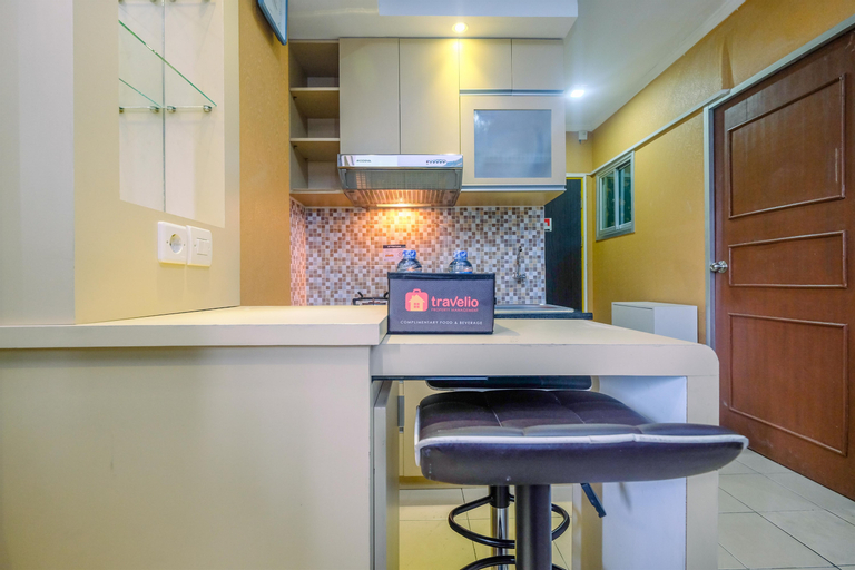 Best Spacious 1BR at East Point Apartment By Travelio, East Jakarta