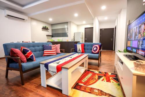 Kuching Cozy Home Vivacity MegaMall Jazz Suite, Kuching
