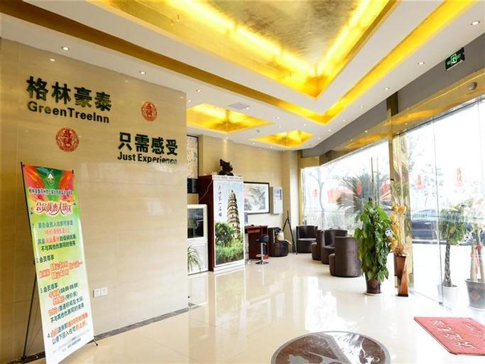 GreenTree Inn Suzhou Huqiu Chengbeixi Road Fulin S, Suzhou