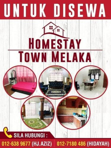 Homestay Bukit Piatu Melaka Rumah Luas, Kota Melaka