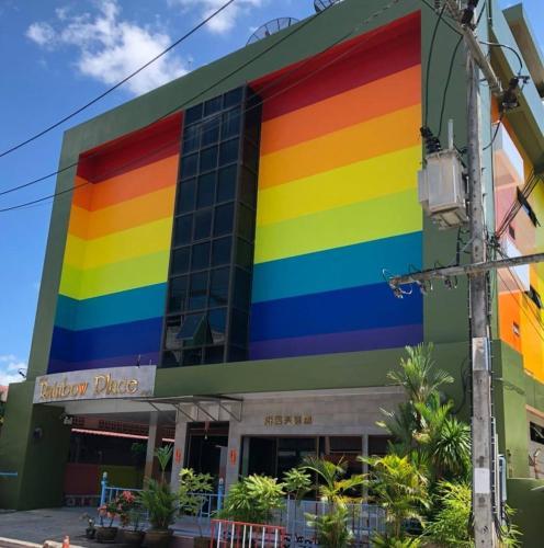 Rainbow Place, Batong