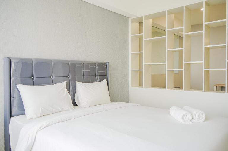 Prime Location with City View @ Studio Skandinavia Apartment By Travelio, Tangerang