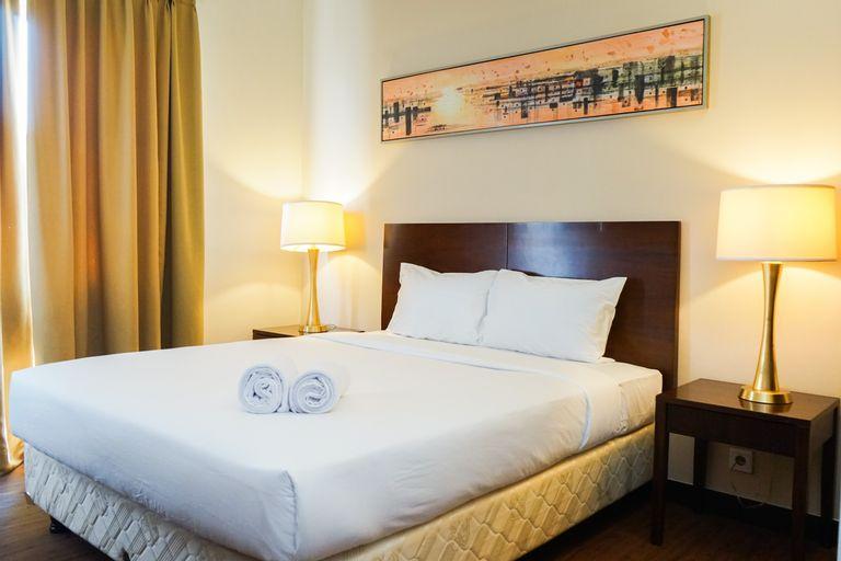 2BR Ancol Marina Apartment near Dufan By Travelio, North Jakarta