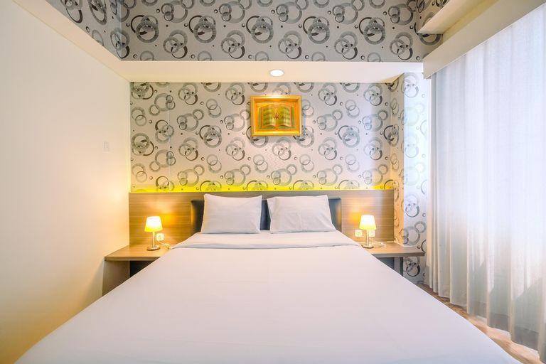 Minimalist Studio at Bogor Icon Apartment By Travelio, Bogor