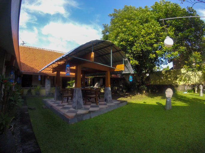 Ndalem Katong Guest House, Ponorogo