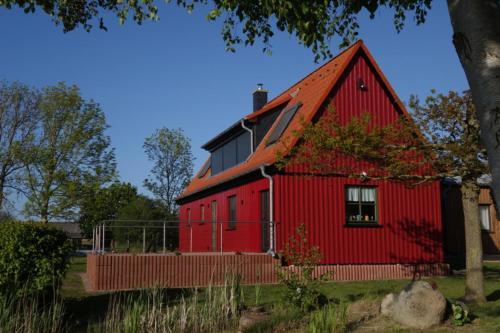 Ferienhaus Darßblick mit Terrasse und Sauna, Vorpommern-Rügen