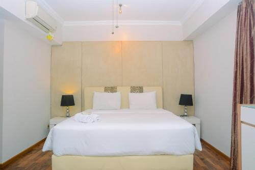Spacious 3BR with Balcony at Puri Casablanca Apartment, Jakarta Selatan