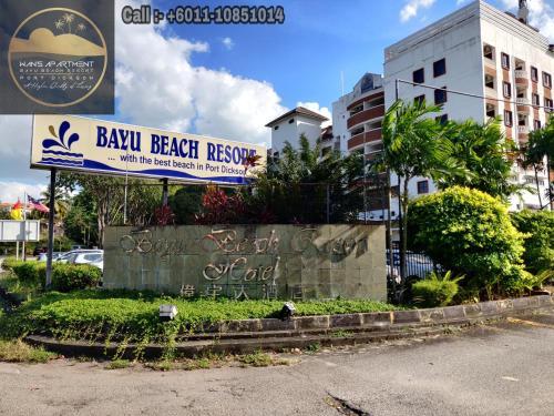 Wan's Apartment Bayu Beach Resort, Port Dickson
